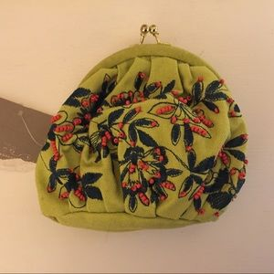 Anthropologie small purse